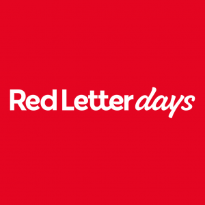 Red Letter Days Promo Codes